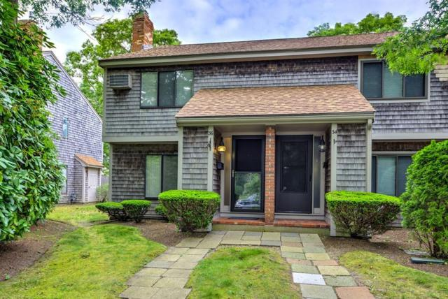 36 Townhouse Terrace #36, Barnstable, MA 02601 (MLS #72362196) :: Hergenrother Realty Group