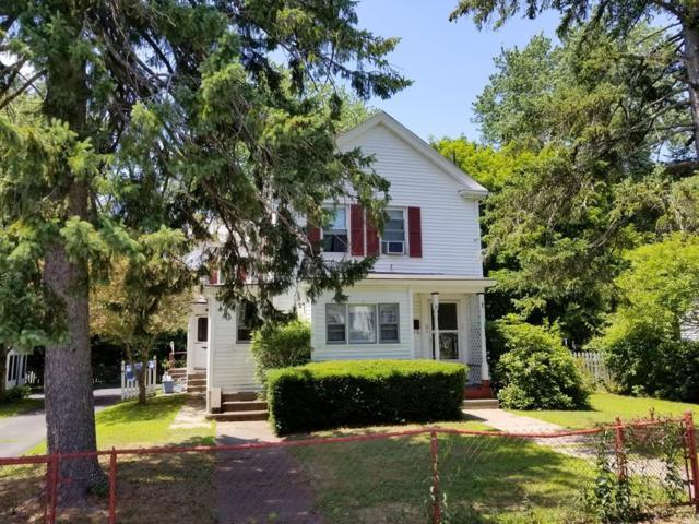 21 Pleasant St, Holbrook, MA 02343 (MLS #72362276) :: Keller Williams Realty Showcase Properties