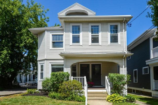 79 -81 Appleton St, Arlington, MA 02476 (MLS #72362307) :: The Muncey Group