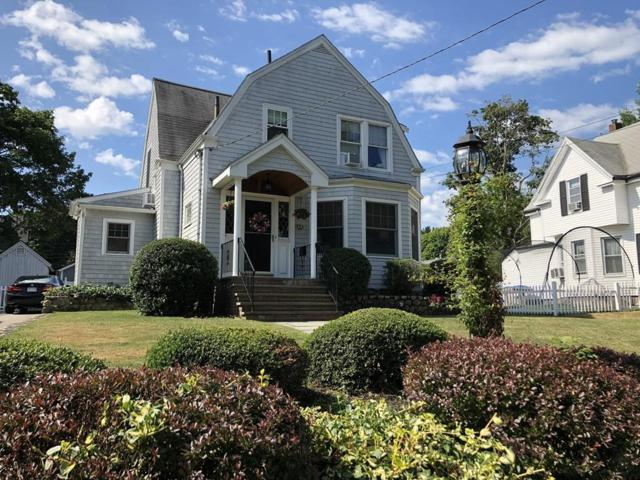 80 West Street, Braintree, MA 02184 (MLS #72362329) :: Local Property Shop