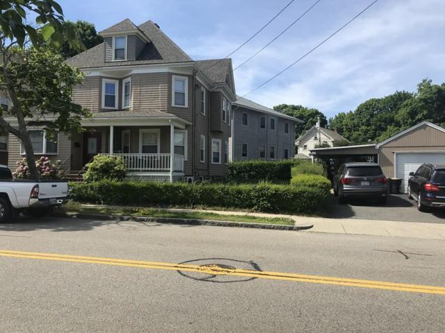 23 Standish Ave, Quincy, MA 02170 (MLS #72362382) :: Local Property Shop