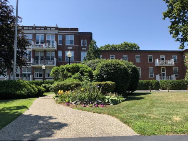 100 Parks St #36, Duxbury, MA 02332 (MLS #72362404) :: Keller Williams Realty Showcase Properties