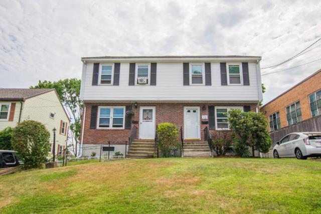 25 Allen St #25, Boston, MA 02131 (MLS #72362454) :: Local Property Shop