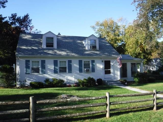 88 Constitution Ave, Weymouth, MA 02190 (MLS #72362457) :: Local Property Shop