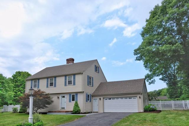 5 Sunset Drive, Lakeville, MA 02347 (MLS #72362473) :: ALANTE Real Estate