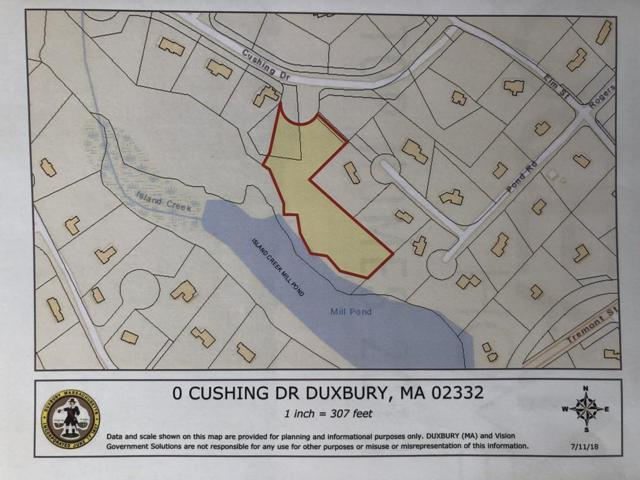 0 Cushing Dr, Lot 5, Duxbury, MA 02332 (MLS #72362486) :: Keller Williams Realty Showcase Properties