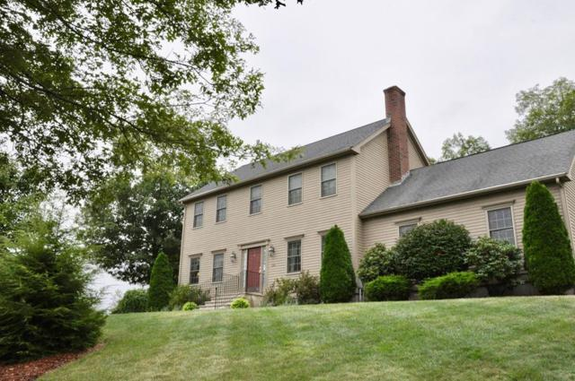 156 Morgan Road, Northbridge, MA 01588 (MLS #72362579) :: Local Property Shop