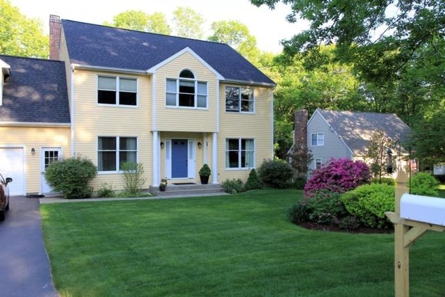 23 Woodside Cir, Sturbridge, MA 01566 (MLS #72362584) :: Local Property Shop