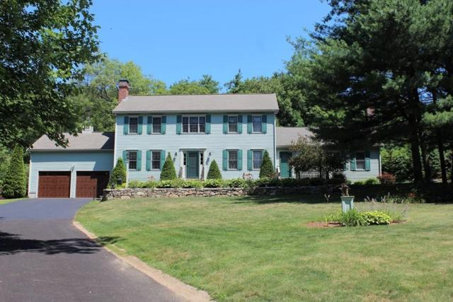 2 Caton Road, Foxboro, MA 02035 (MLS #72362653) :: ALANTE Real Estate