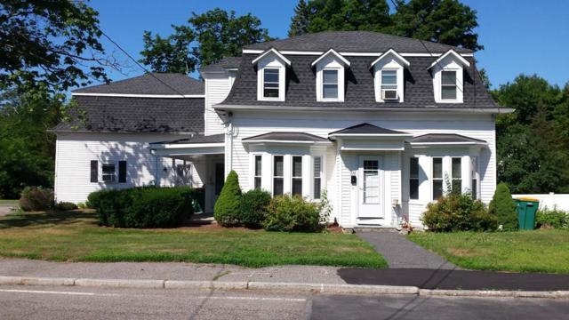 340 Central Street, Mansfield, MA 02048 (MLS #72362739) :: ALANTE Real Estate