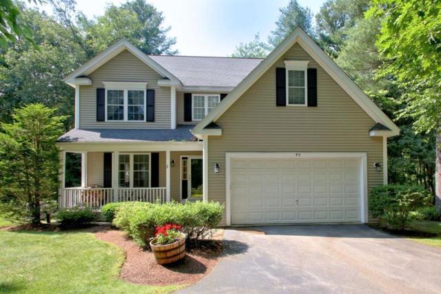 49 Wildwood Drive, Southborough, MA 01772 (MLS #72362792) :: Vanguard Realty
