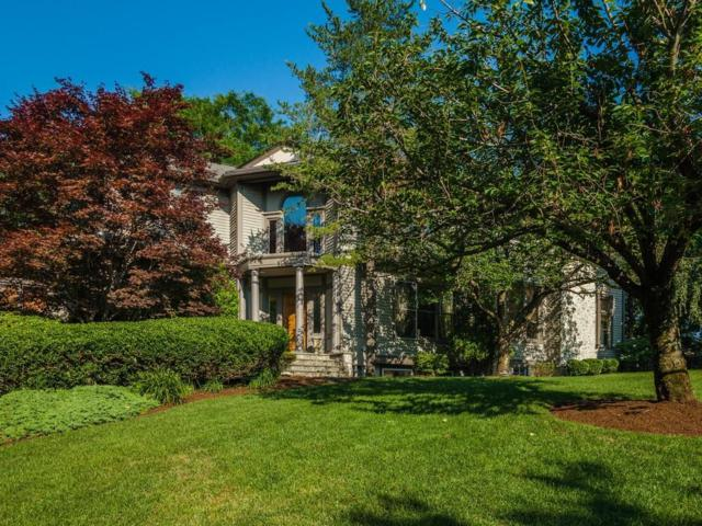 22 Beacon Heights Drive, Newton, MA 02459 (MLS #72362818) :: The Gillach Group