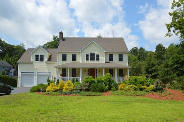 50 Redstone Pl, Sterling, MA 01564 (MLS #72362862) :: The Home Negotiators