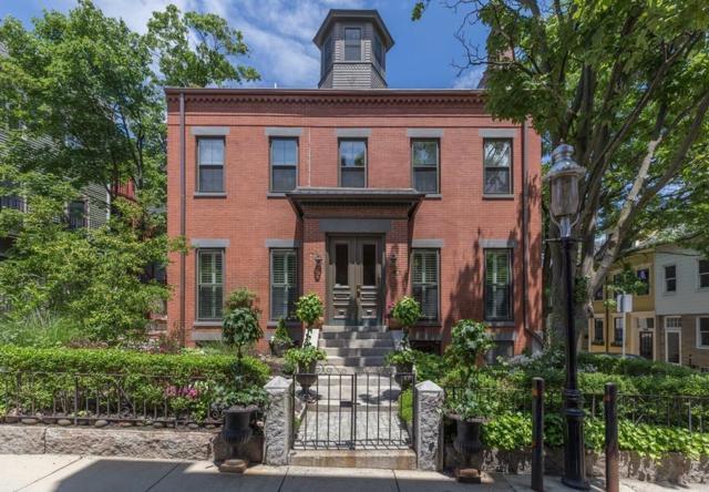6 Mount Vernon Ave, Boston, MA 02129 (MLS #72362923) :: Charlesgate Realty Group