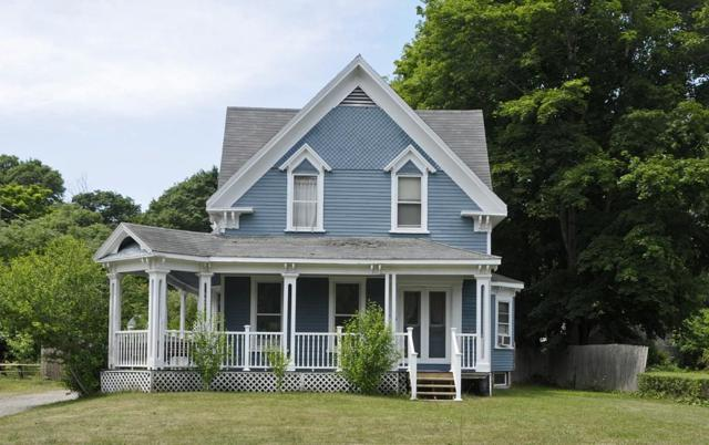 104 Oak St., Middleboro, MA 02346 (MLS #72362931) :: ALANTE Real Estate