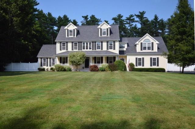 10 Benson Rd, Rochester, MA 02770 (MLS #72362967) :: ALANTE Real Estate
