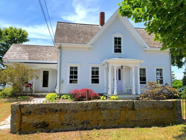 1881 Main Rd, Westport, MA 02791 (MLS #72362985) :: ALANTE Real Estate