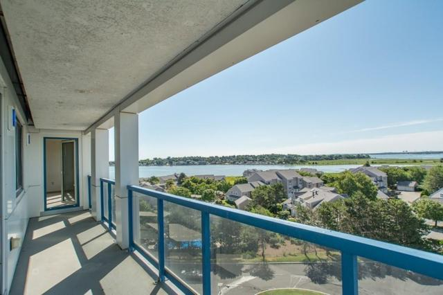 1001 Marina Dr #612, Quincy, MA 02171 (MLS #72363060) :: ALANTE Real Estate