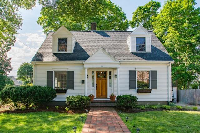 46 Emmons Street, Franklin, MA 02038 (MLS #72363147) :: Lauren Holleran & Team