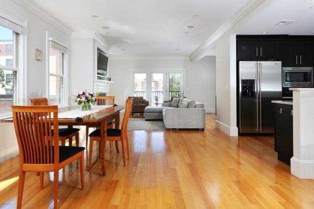8 Covington Street #1, Boston, MA 02127 (MLS #72363282) :: Goodrich Residential