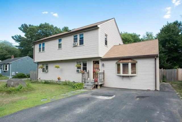 98 Ekstrom Circle, Abington, MA 02351 (MLS #72363298) :: Keller Williams Realty Showcase Properties