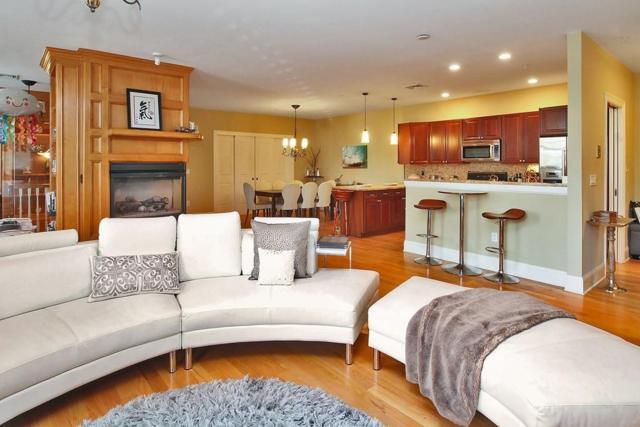 391 Walnut Street #4, Newton, MA 02460 (MLS #72363322) :: Vanguard Realty