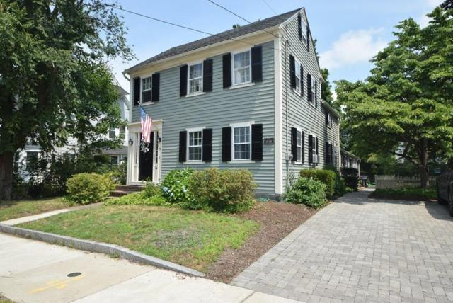 65 Elm St, North Andover, MA 01845 (MLS #72363334) :: Exit Realty