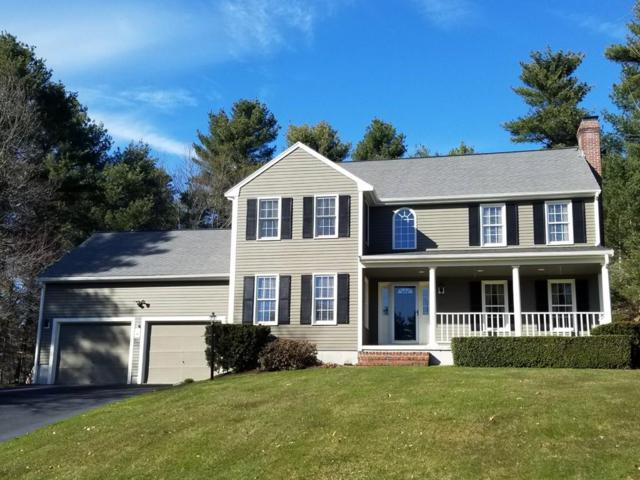 11 Millstone Ct, Mansfield, MA 02048 (MLS #72363489) :: ALANTE Real Estate