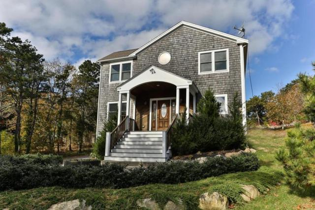 8 Friendship Way, Truro, MA 02652 (MLS #72363530) :: Westcott Properties