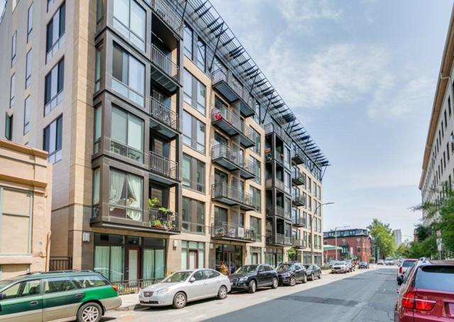 257 Northampton St #512, Boston, MA 02118 (MLS #72363564) :: Goodrich Residential