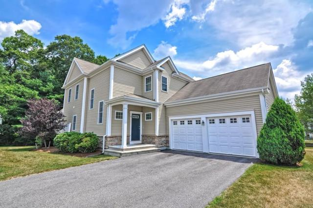 10 Sunflower Drive #10, Raynham, MA 02767 (MLS #72363680) :: ALANTE Real Estate