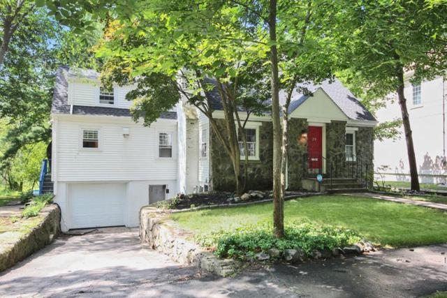 23 Drew Rd, Newton, MA 02467 (MLS #72363782) :: The Muncey Group
