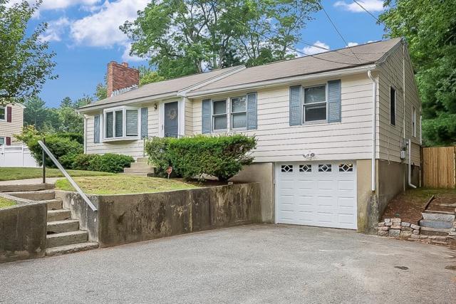 66 Francis Wyman Rd, Burlington, MA 01803 (MLS #72363783) :: Exit Realty