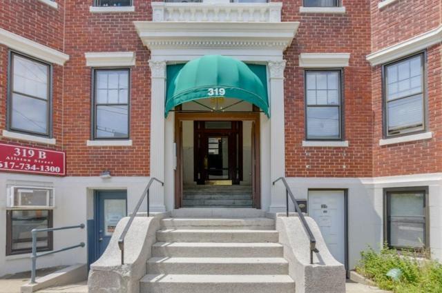 319 Allston St #11, Boston, MA 02135 (MLS #72363799) :: Vanguard Realty
