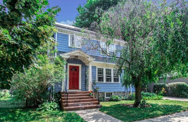 15 Zeller St, Boston, MA 02131 (MLS #72363868) :: Westcott Properties