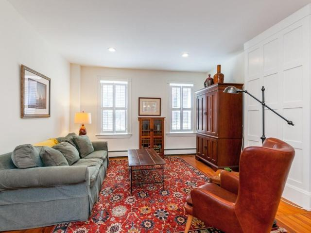 7 Cedar Street #1, Boston, MA 02129 (MLS #72363906) :: Goodrich Residential