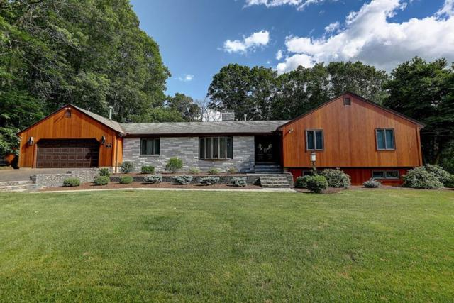 100 Sunset Dr, Seekonk, MA 02771 (MLS #72363920) :: The Home Negotiators