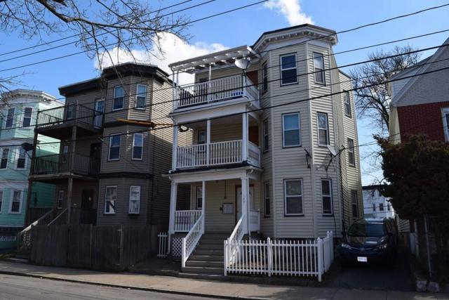 146 Spencer St, Boston, MA 02124 (MLS #72363940) :: Keller Williams Realty Showcase Properties
