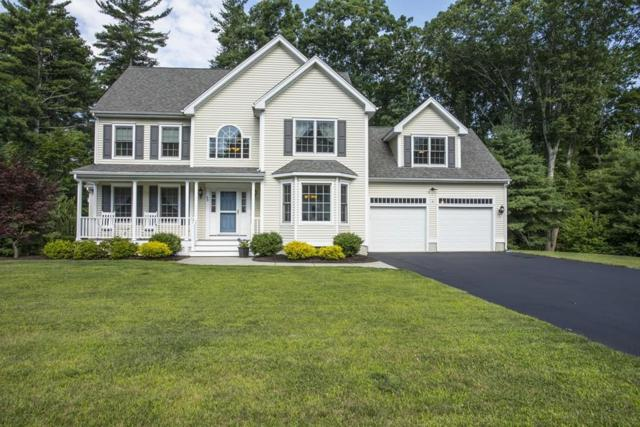 50 Queen's Circle, Raynham, MA 02767 (MLS #72364003) :: ALANTE Real Estate