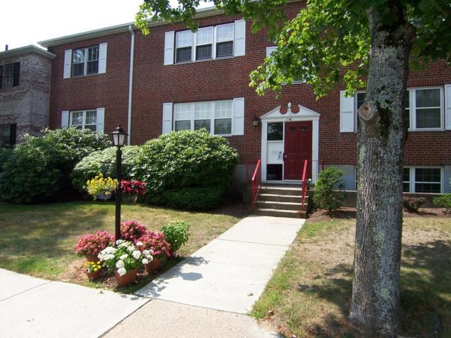 140 Lake Shore Road #1, Boston, MA 02135 (MLS #72364046) :: Vanguard Realty
