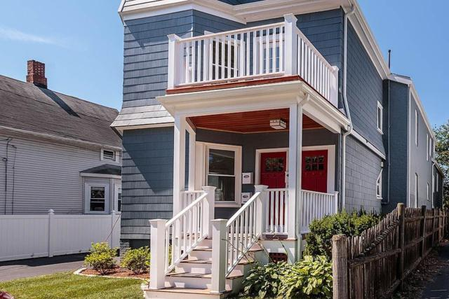 13 Cottage Ave 2R, Arlington, MA 02474 (MLS #72364057) :: Lauren Holleran & Team