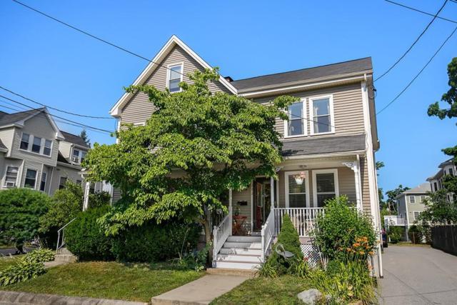 26 Auburn Street #2, Waltham, MA 02453 (MLS #72364092) :: Vanguard Realty