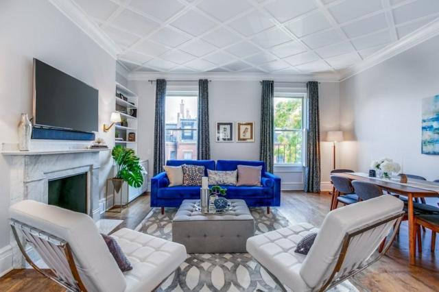 229 Beacon #4, Boston, MA 02116 (MLS #72364119) :: Hergenrother Realty Group