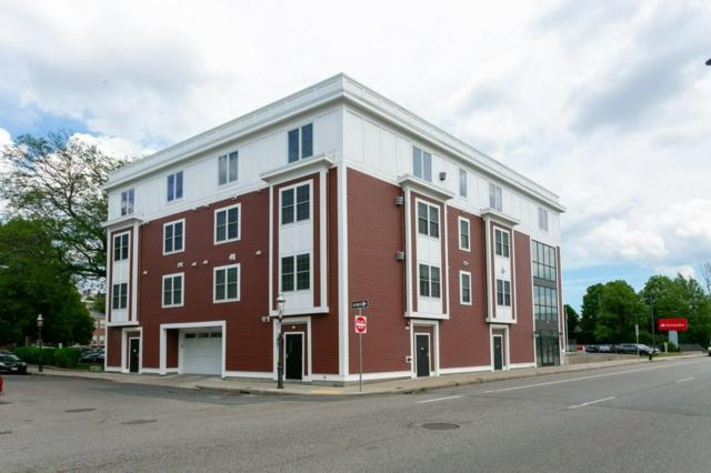 463 Rutherford Avenue Ps6, Boston, MA 02129 (MLS #72364154) :: Hergenrother Realty Group