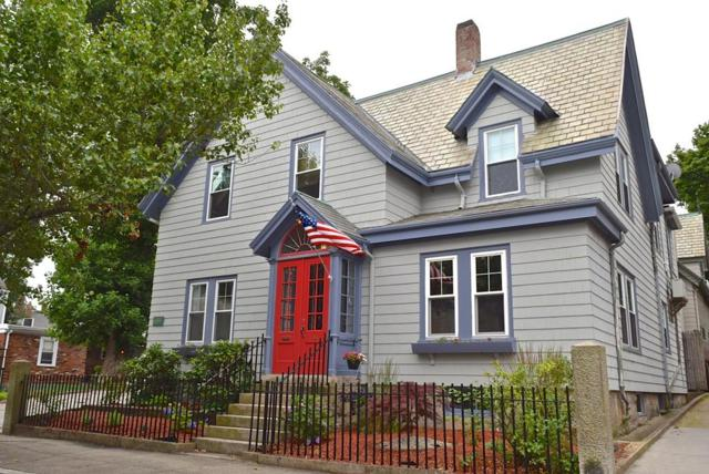 35 Seventh St, New Bedford, MA 02740 (MLS #72364181) :: ALANTE Real Estate