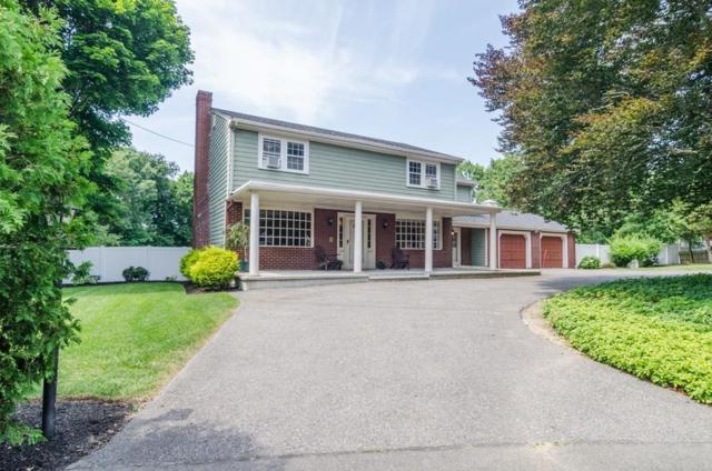 36 Big Blue Drive, Milton, MA 02186 (MLS #72364271) :: ALANTE Real Estate
