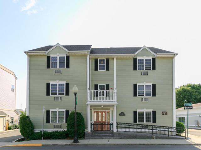 26 N Main St #5, Mansfield, MA 02048 (MLS #72364296) :: ALANTE Real Estate