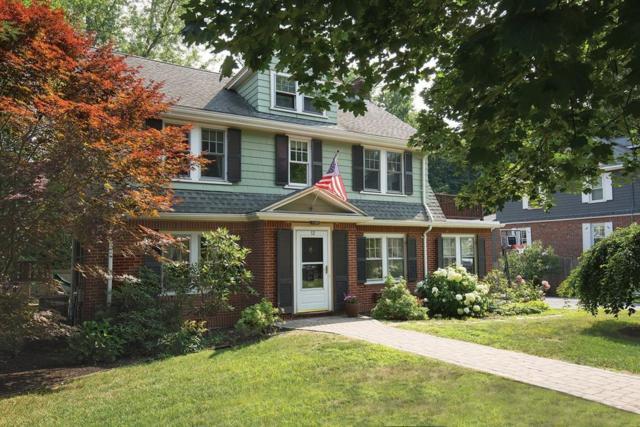 12 Wyman Street, Newton, MA 02468 (MLS #72364313) :: Vanguard Realty