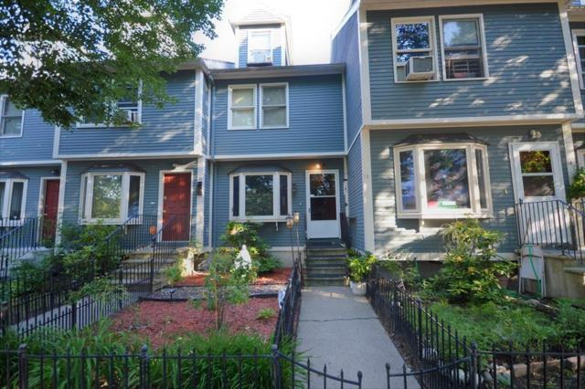 12 Marden Ave #12, Boston, MA 02124 (MLS #72364396) :: Keller Williams Realty Showcase Properties