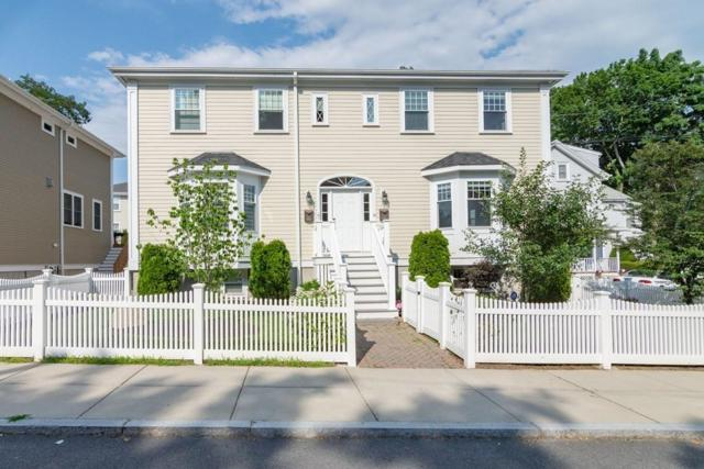 8 Colbert Street #4, Boston, MA 02132 (MLS #72364403) :: Vanguard Realty